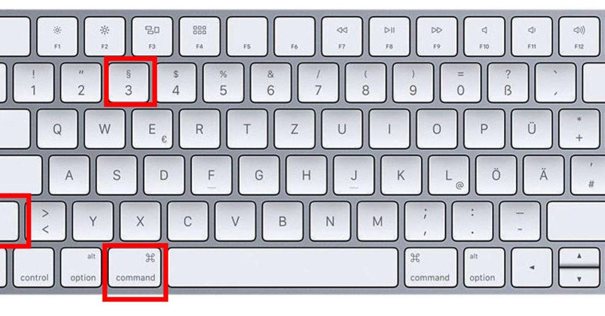 Screenshot Am Macbook Erstellen So Gehts Giga