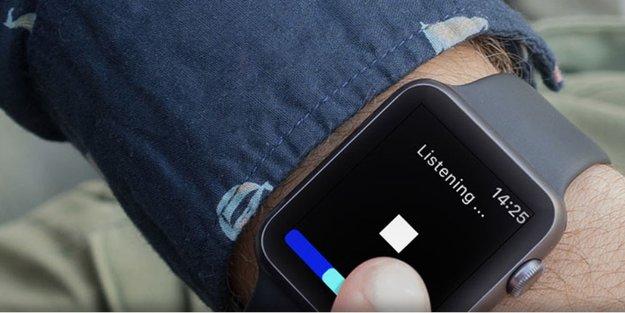 Apple Watch mit Alexa: Diese Smartwatch-App macht es möglich