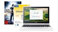 Amazon-Angebote: Chromebook, WISO steuer für Mac und PC, Steam-Games von 2K & Rockstar und Activision