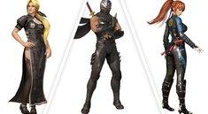 Dead or Alive 6: Charaktere und Kämpferliste