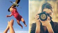 42 geniale Fotos, die genau im richtigen Moment geschossen wurden