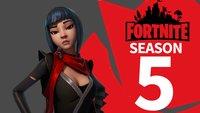 Fortnite BR: Season 5 - Spekulationen über Start und Skins
