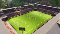 Fortnite BR: Tore auf Spielfeldern schießen - alle Fundorte