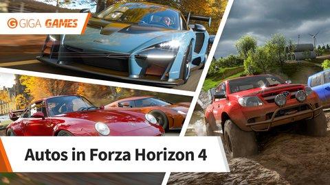 Forza Horizon 4 Autos Und Liste Aller Bestätigten Fahrzeuge
