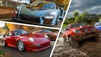 Forza Horizon 4: Autos und Liste aller bestätigten Fahrzeuge