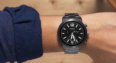 7 neue Smartwatches: Fossil greift die Apple Watch frontal an