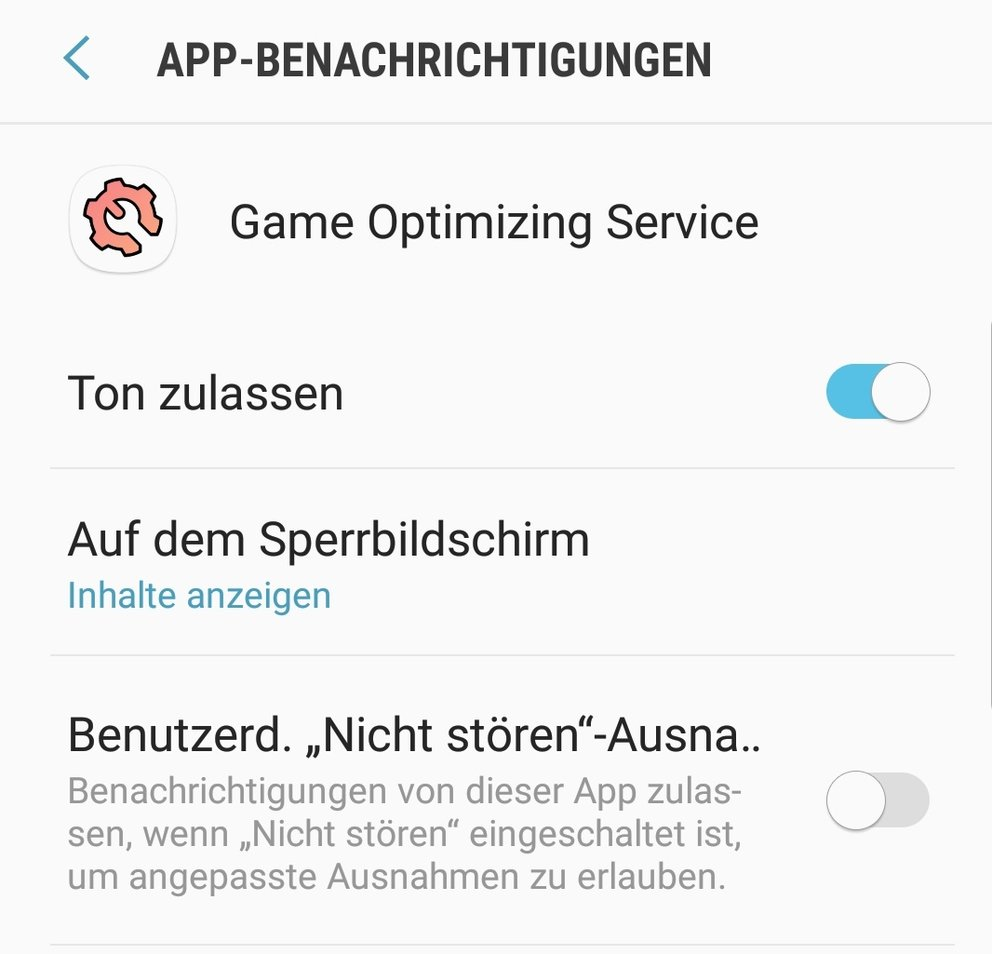 game-optimizing-service
