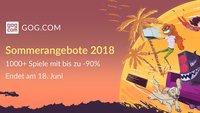 GOG Summer Sale 2018 mit Empfehlungen von GIGA GAMES