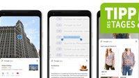 Google Lens als App: Automatische Bilderkennung – Tipp des Tages