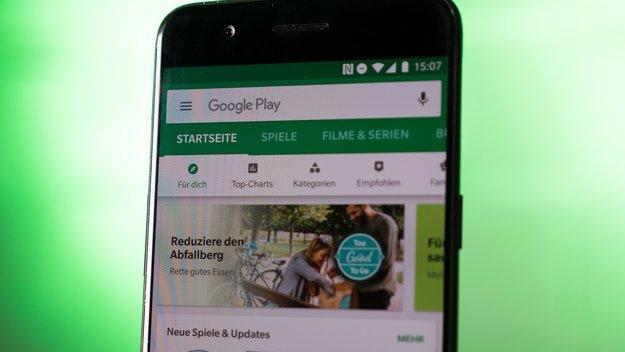 Neues Design: Der Google Play Store sieht bald anders aus