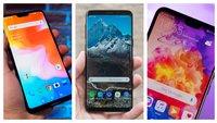 Halbzeitbilanz 2018: Diese Android-Smartphones haben uns begeistert