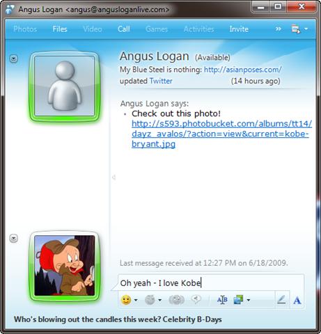 MSN Messenger: Der scheintote Chat-Client – alte Kontakte