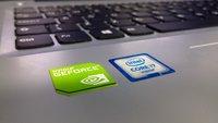 Pleite für Intel: Nvidia weist den Konkurrenten in seine Schranken