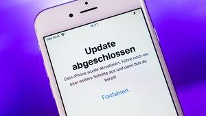 Apple mit exklusivem Update fürs iPhone: iOS 12.1.2 überraschend veröffentlicht
