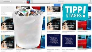 iTunes: Mehrfach angezeigte Hörbucher zusammenfügen – so gehts unter Windows & Mac OS