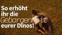 Jurassic World Evolution: Geborgenheit steigern und Ausbrüche verhindern