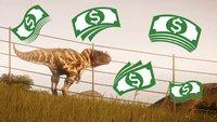 Jurassic World Evolution: schnell Geld verdienen - mit diesen Tricks