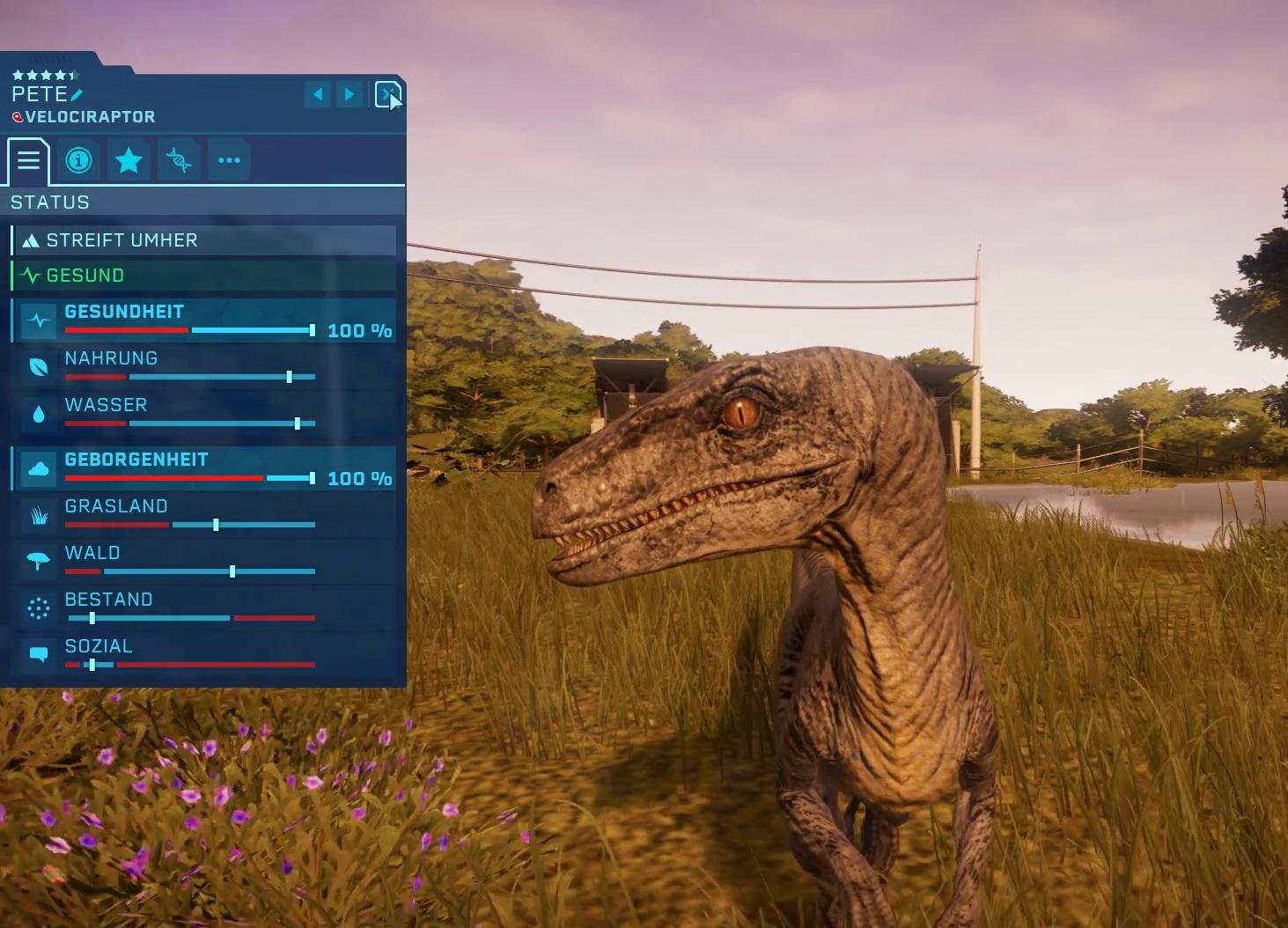 Jurassic World Evolution Geborgenheit Steigern Und Ausbrüche - Minecraft dinosaurier spiele