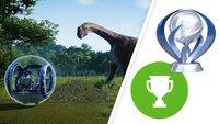 Jurassic World Evolution: Alle Trophäen und Erfolge - Leitfaden für 100%