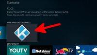 Kodi auf Fire TV (Stick) installieren – so geht's