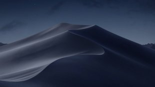 macOS Mojave: Wüsten-Wallpaper zum Download (Update)