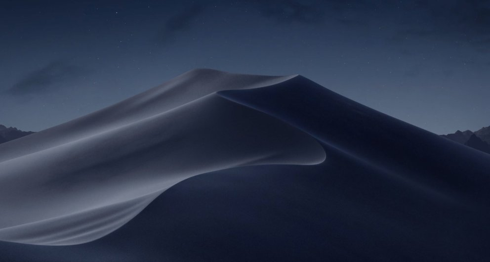 Macos Mojave Wüsten Wallpaper Zum Download Update