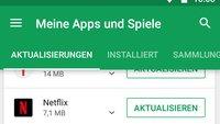 Netflix: Update durchführen – so geht's in Windows, Android und iOS