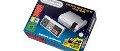 NES Classic Mini: Retro-Konsole zum historischen Tiefstpreis erhältlich