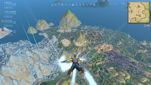Realm Royale: Fortnite trifft auf World of Warcraft