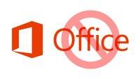 Office lässt sich nicht deinstallieren – so geht's trotzdem