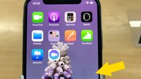 Kann das OLED-Display beim iPhone X einbrennen? Dieses Foto schafft Klarheit