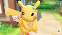Pokémon: Let's GO, Pikachu / Evoli ermöglichen es fast blindem Fan, endlich Pokémon zu spielen