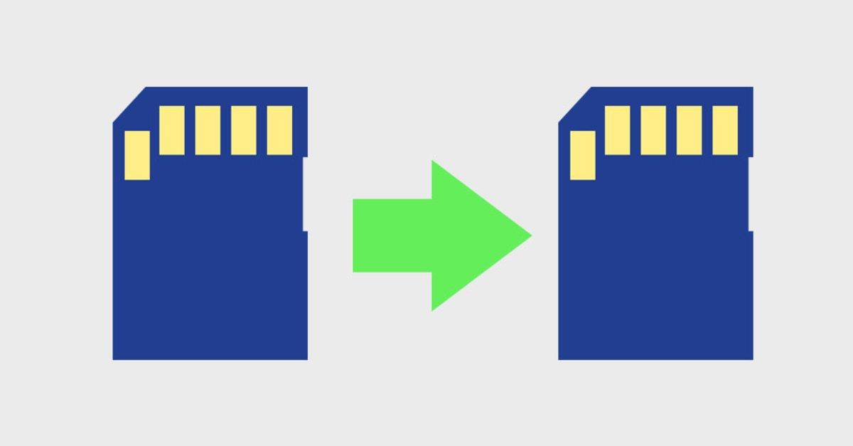 android sd karte klonen SD Karte klonen – so erstellt ihr eine 1:1 Kopie