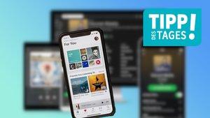Apple-Music-Playlisten zu Spotify (oder umgekehrt) übertragen, so gehts