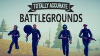 Totally Accurate Battlegrounds: PUBG-Parodie kostenlos auf Steam sichern