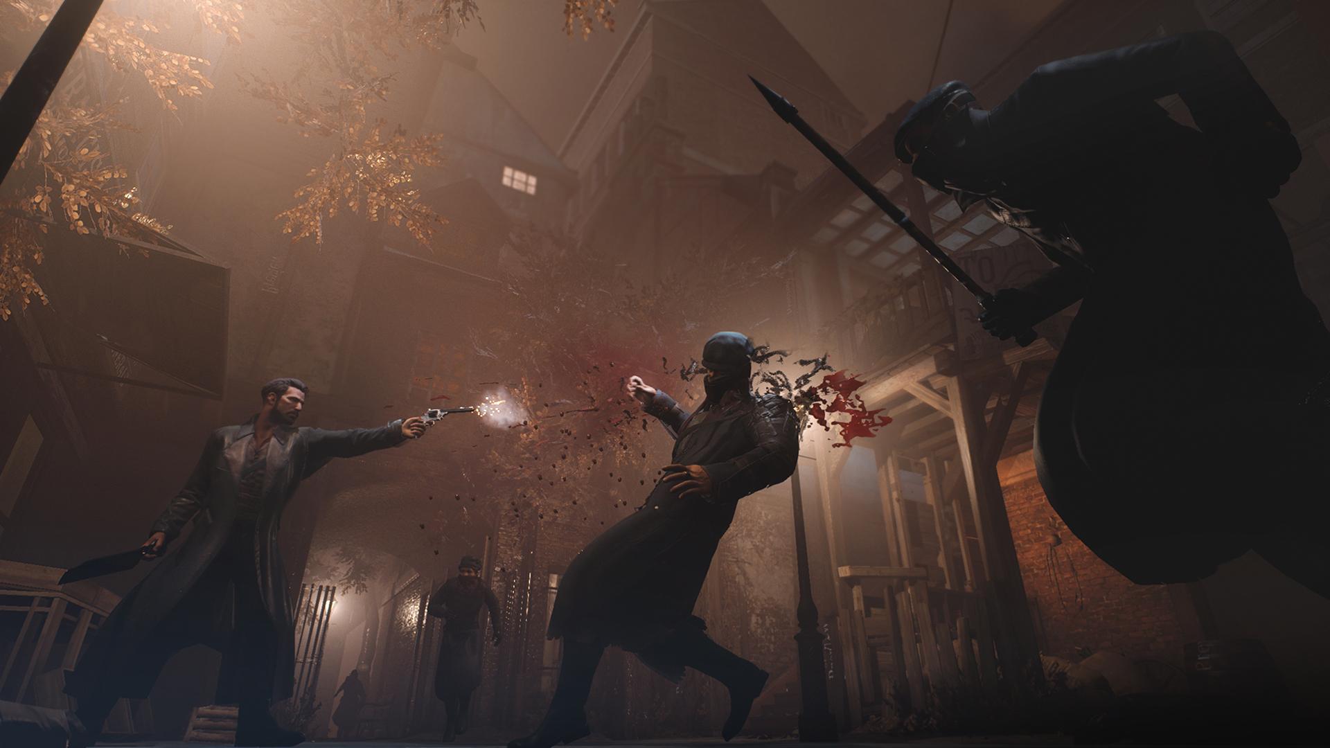 Vampyr: Waffen wechseln und auswählen (Kurztipp) – GIGA