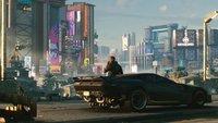 Cyberpunk 2077: Autos funktionieren genauso wie Plötze aus The Witcher 3