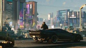 Cyberpunk 2077: Rufe dein Auto wie Plötze bei The Witcher 3