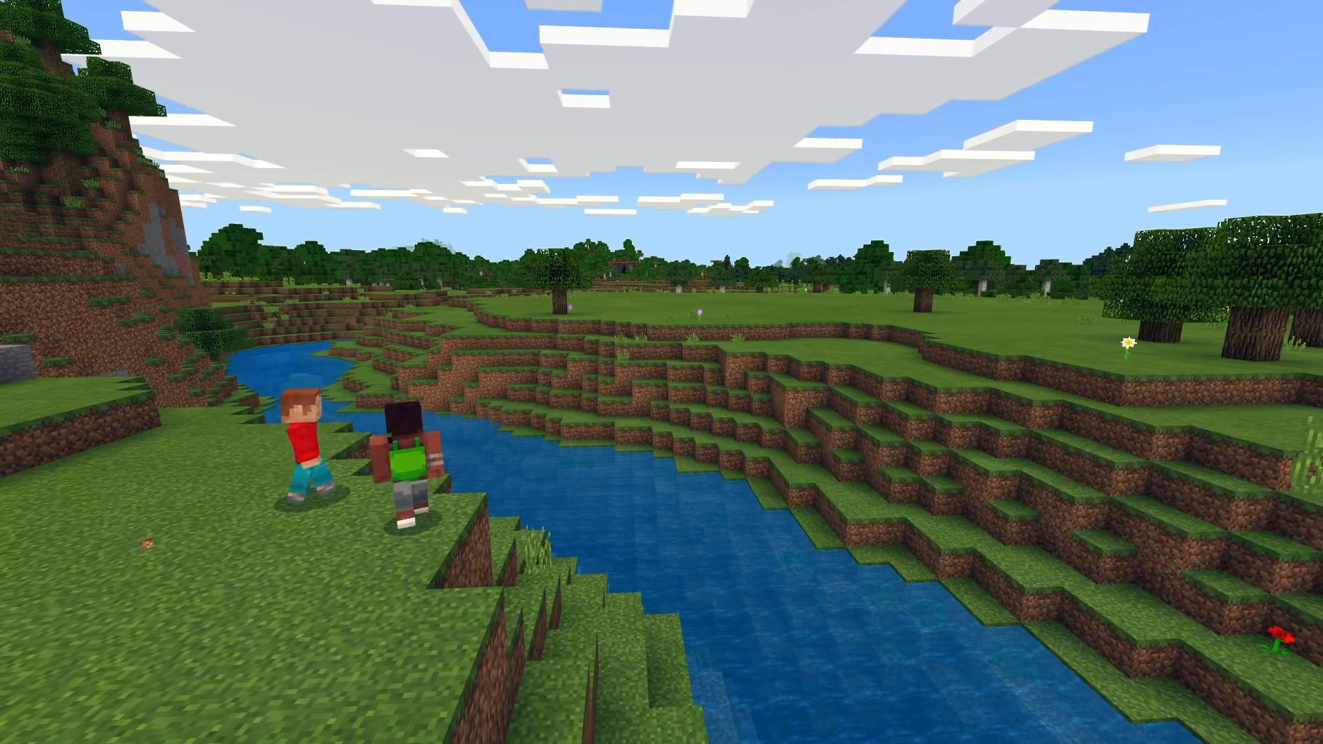 Mojang Kündigt Minecraft Dungeons Für Den PC In An GIGA - Minecraft spielen pc