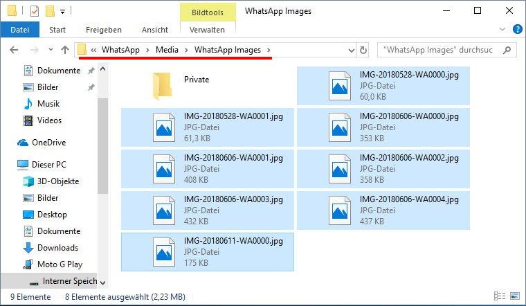 Whatsapp Dateien Auf Sd Karte.Whatsapp Videos Und Bilder Auf Pc übertragen So Bekommt Ihr