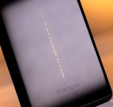Xiaomi Mi Mix 2S: So schön sieht der iPhone-X-Rivale aus China aus
