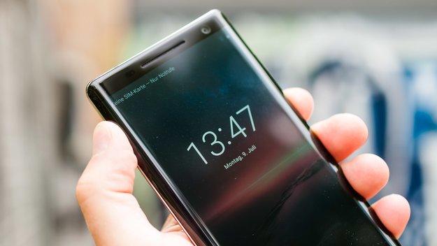 Nokia 8 Sirocco: Update auf Android 9 Pie steht bereit
