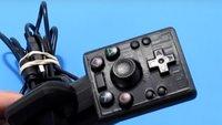 PS4-Spieler entwickelt Controller, den du per Hand und Knie steuerst