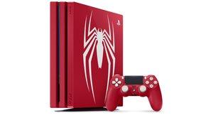 PlayStation 4: Konsole in Spider-Man-Design kommt