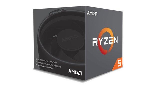AMD Ryzen 5 2600X: Specs der 2. Generation im Vergleich