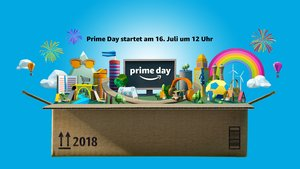 Amazon Prime Day 2018: Termin & erste Angebote enthüllt