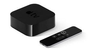Apple TV: Bildschirmschoner einrichten