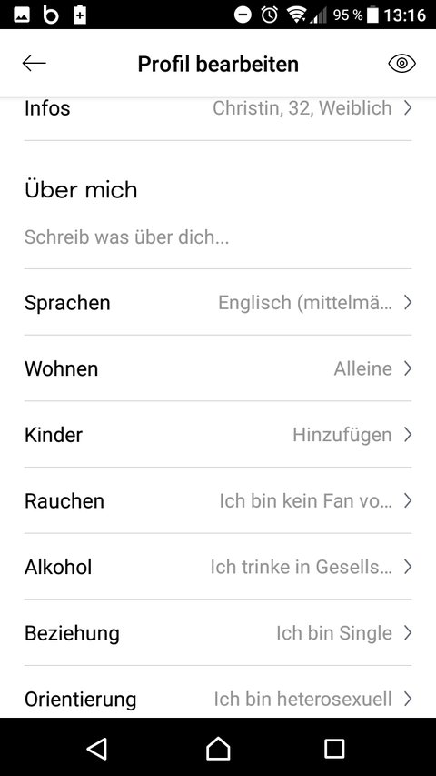 Mobile dating apps ohne facebook