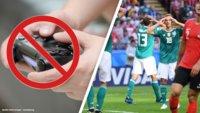 DFB soll Internet gesperrt haben, weil die Nationalelf zu viel PlayStation zockte