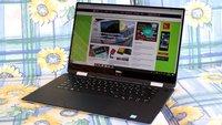 Dell XPS 15 2-in-1 in Bildern: Ein echter Notebook-Traum in 4K